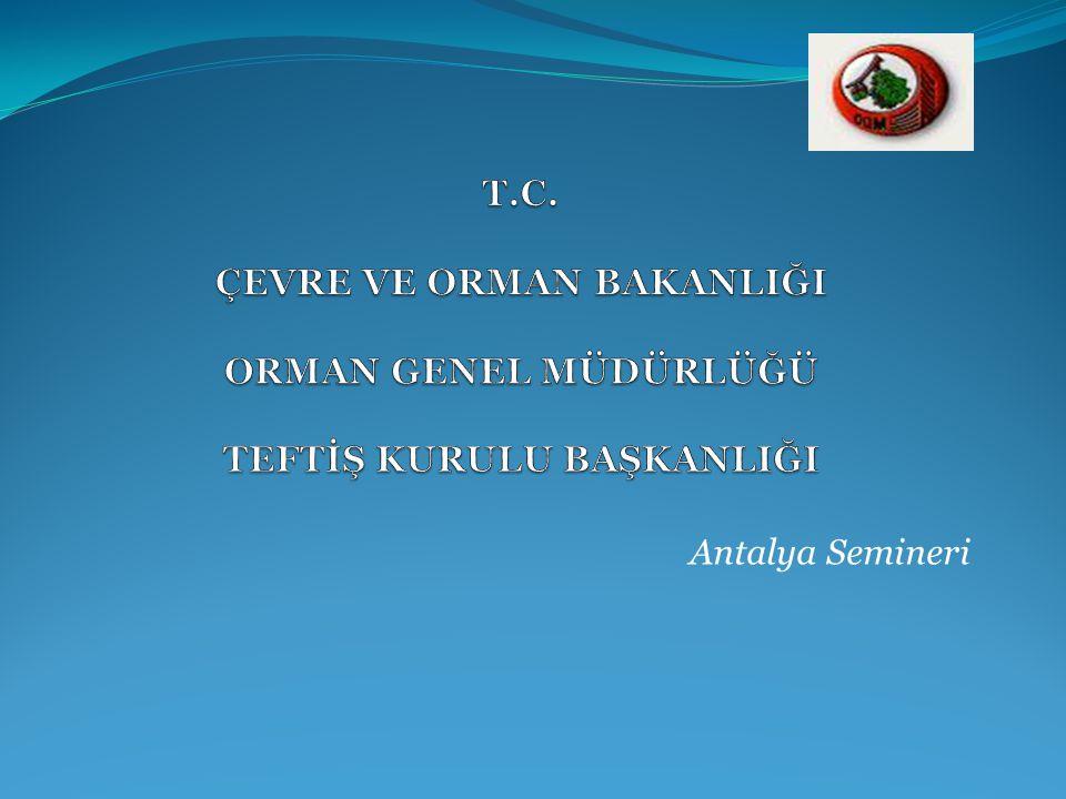Antalya Semineri