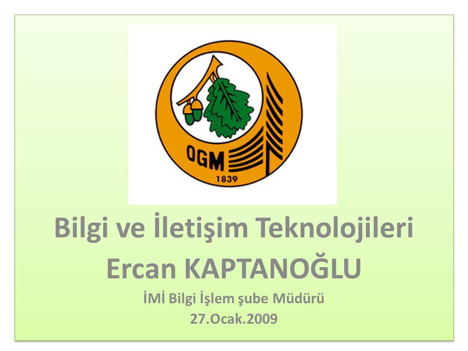 Bilgi Teknolojileri ve İletişim AltyapıYazılımlar Web SayfasıElektronik posta OGM BİT