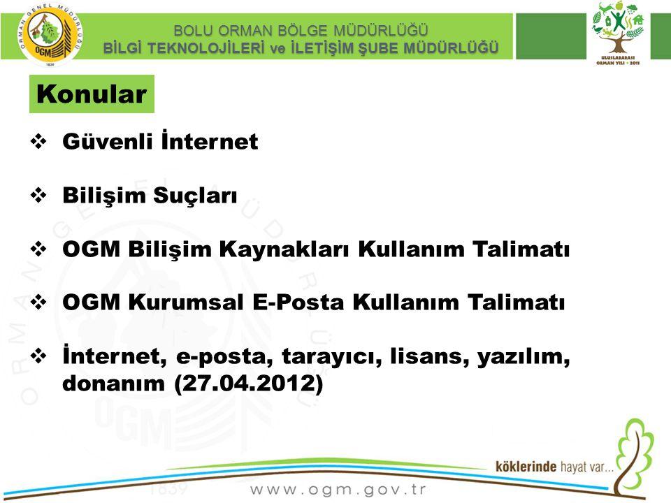 16/12/2010 Kurumsal Kimlik 43  İlitişimin, Fax cihazı kullanılmadan;  Mümkün mertebe E-Posta üzerinden yapılması.