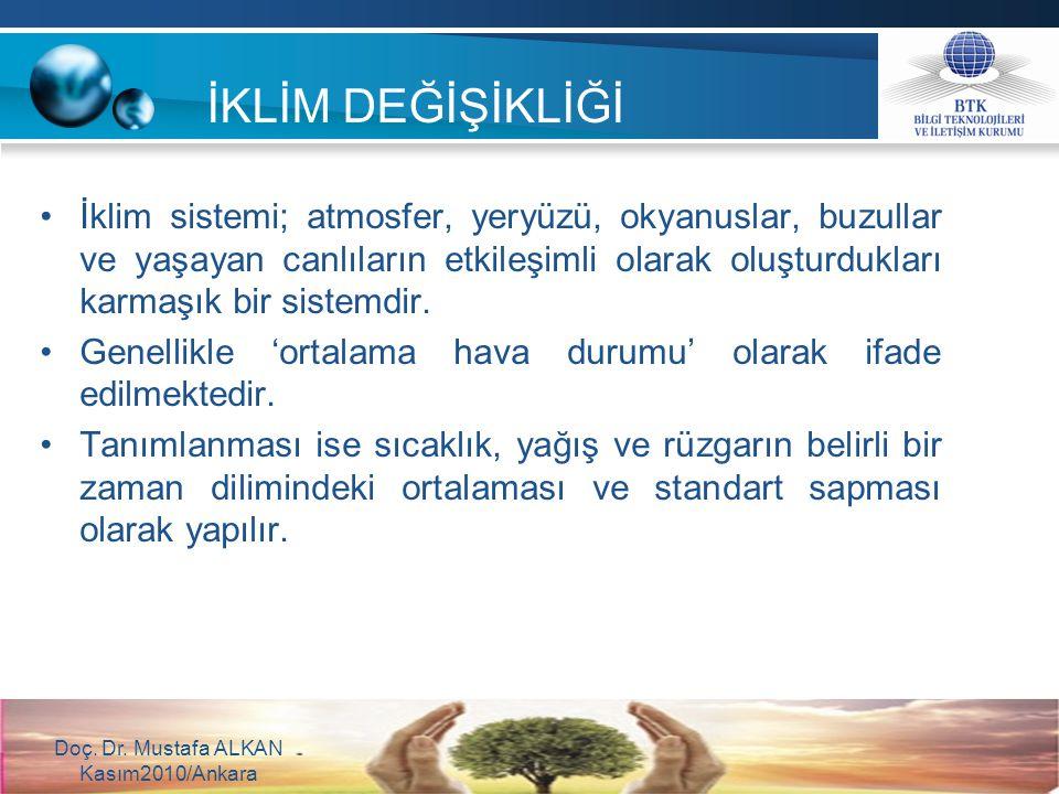 Türkiye'de neler yapılıyor.