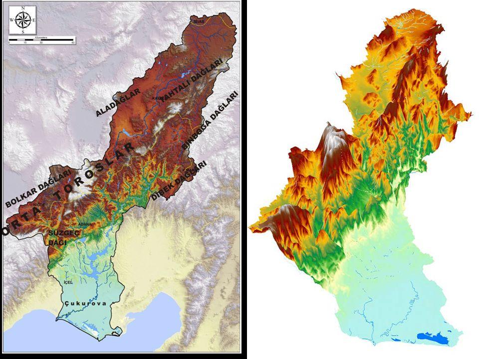 Adanada Yıllık Yağış Değişimi (1971-2011)