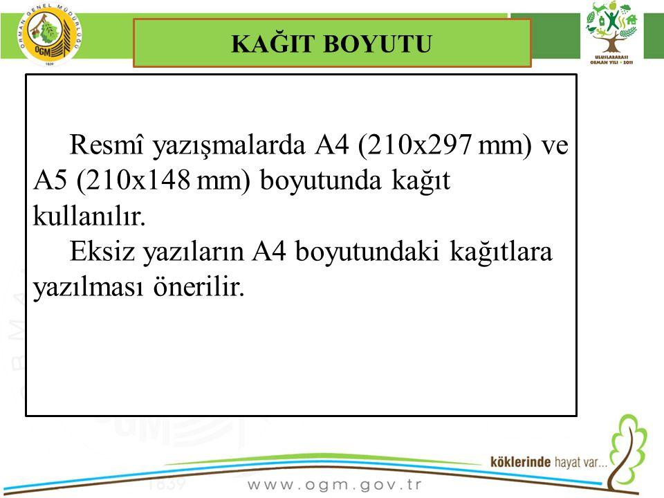 16/12/2010 Kurumsal Kimlik 17 01/01/2013 tarihi itibariyle, resmi yazıların sayı bölümlerinde Haberleşme Kodlarının (Örneğin B.23.OGM.1.16.00) kullanımı kaldırılarak, bunun yerine İdari Birim Kimlik Kodlarının kullanımına geçilmiştir.