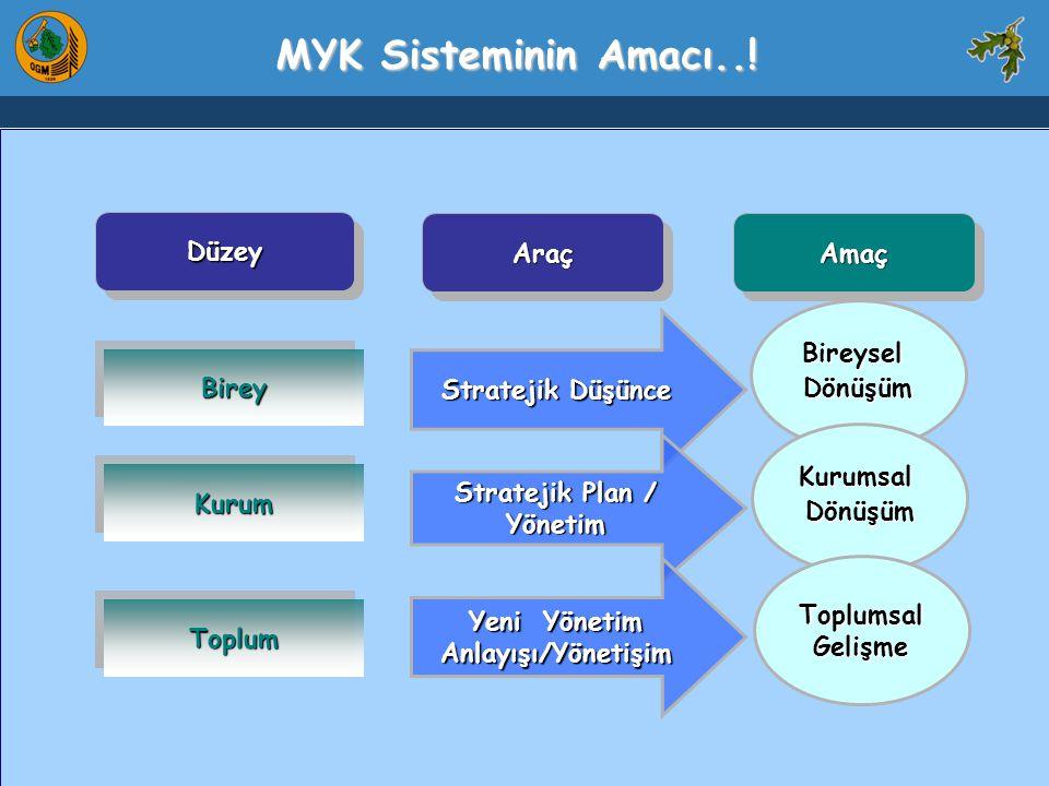 DüzeyDüzey AraçAraç BireyBirey Stratejik Düşünce BireyselDönüşüm Stratejik Plan / Yönetim Yeni Yönetim Anlayışı/Yönetişim KurumsalDönüşüm Toplumsal Ge