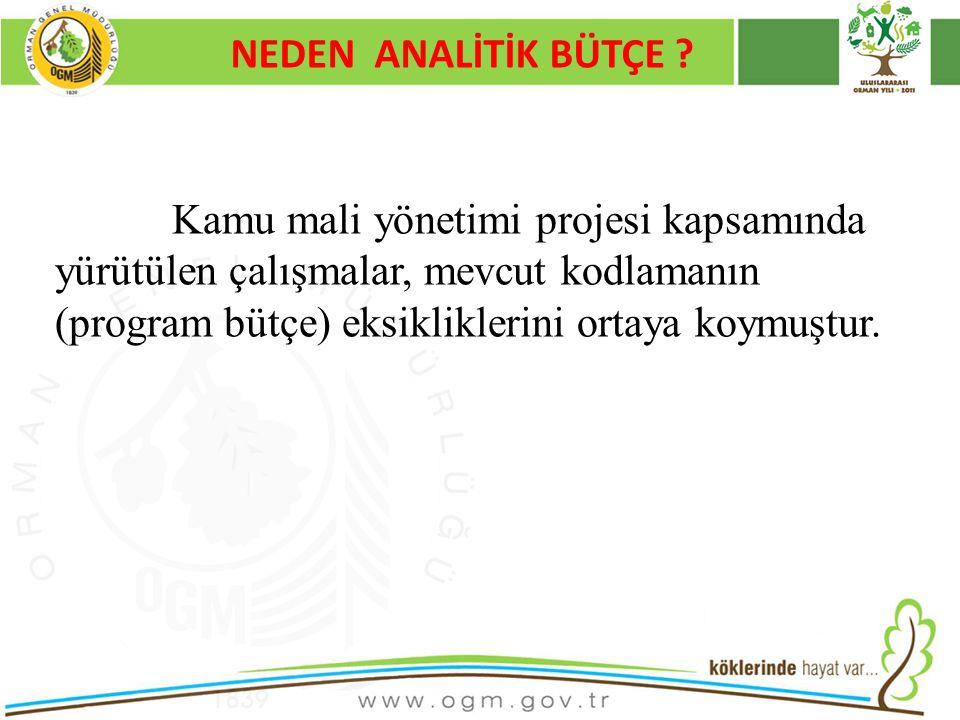 16/12/2010 Kurumsal Kimlik 26 FİNANSMAN TİPİ KODLAMA --Genel devlet tanımına giren bütün kurumları kavrayabilmek için ihtiyaç duyulmuştur.