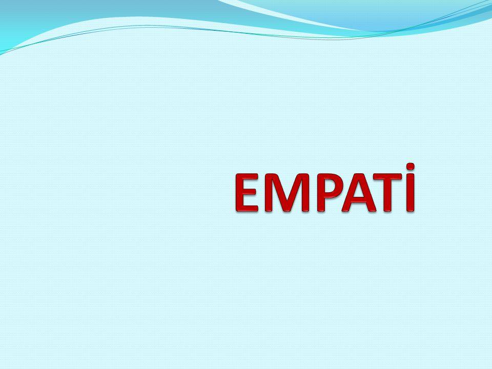 Çeşitlilikten yararlanmak 7) Farklı insanların dünya görüşlerine saygı duyar ve iyi ilişkiler kurarlar.