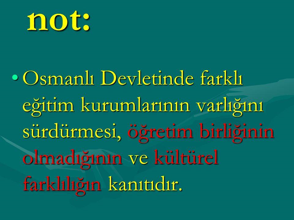 TOPLUMSAL YAPI (Dinsel Örgütlenme) Müslümanlar -Egemen sınıftır.