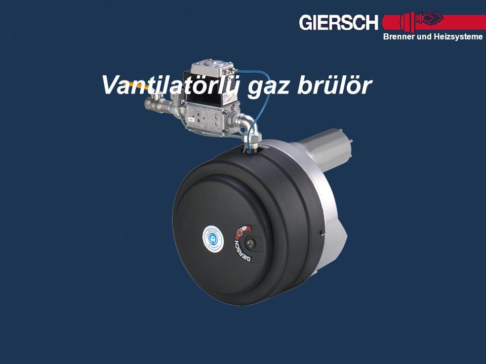 Nisbi basınç kontrol Büyük yük ayarı p G p L 2 1 V
