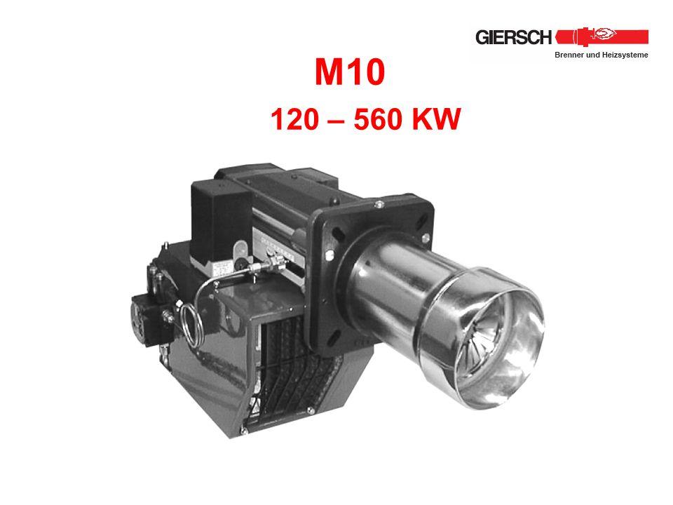 M10 120 – 560 KW