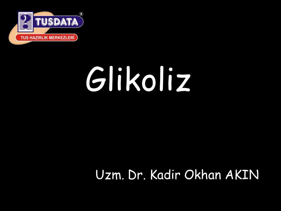 Glukoz-6-fosfat Fruktoz-6-fosfat FOSFOGLİKOİZOMERAZ