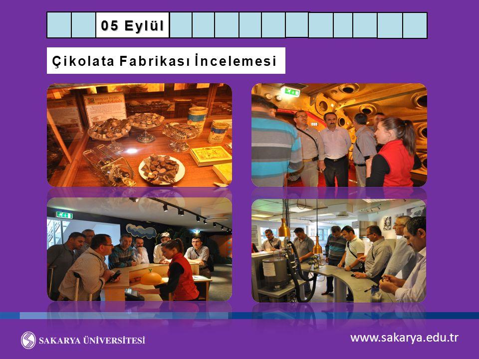 www.sakarya.edu.tr 06 Eylül Oslo Şehri Teknik İncelemesi