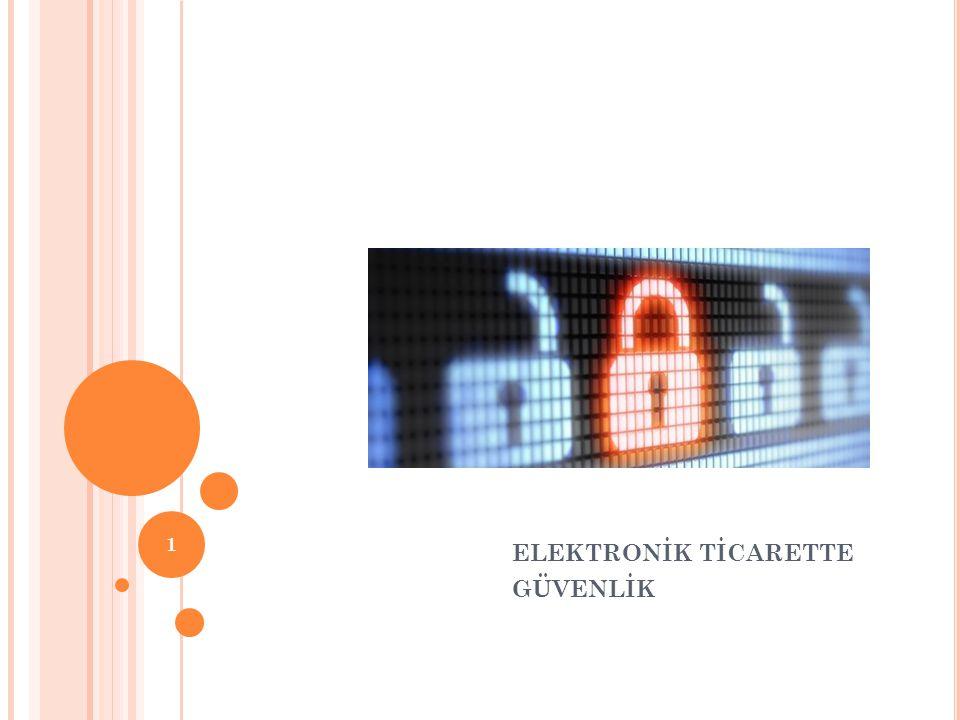 SET (SECURE ELECTRONIC TRANSFER) MasterCard, Visa ve diğer teknoloji ortakları tarafından, sanal ticarette güvenli işlemlerin yapılabilmesi için geliştirilmiştir.