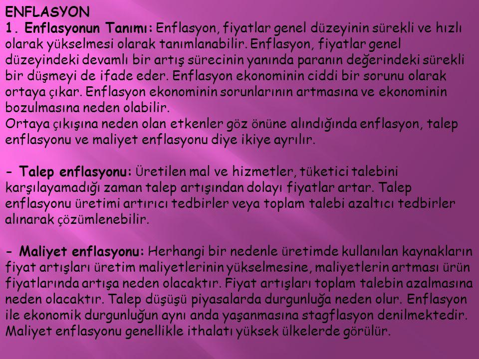 ENFLASYON 1.