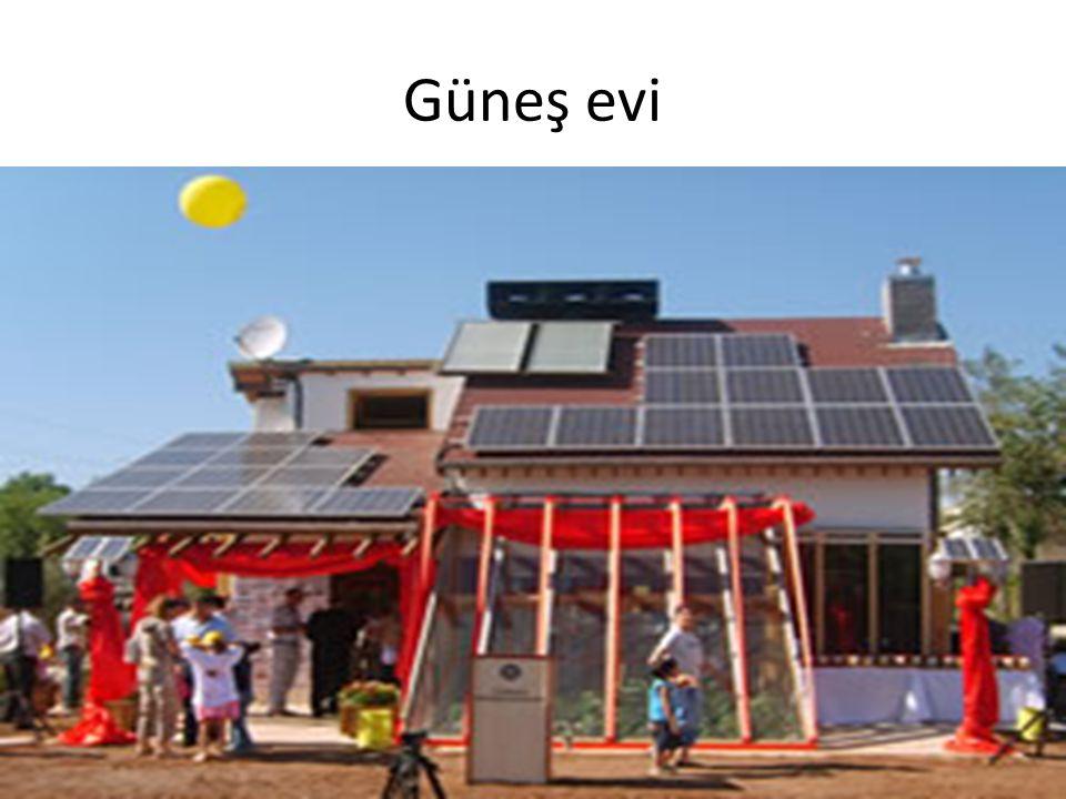 Güneş evi