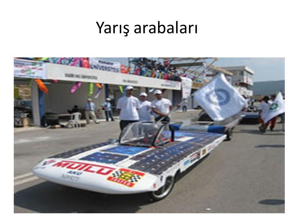 Yarış arabaları
