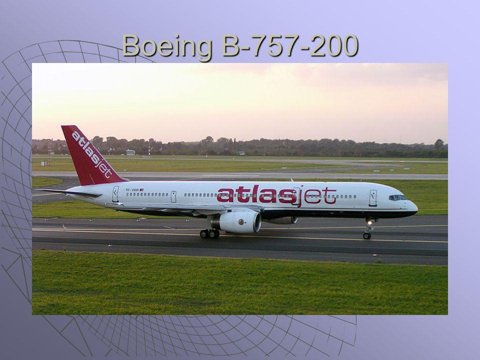Boeing B-757-200