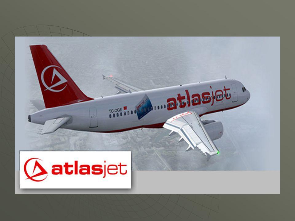  Turizm ve havacılık dünyasındaki son makro gelişmelerden sonra IATA üyesi olan ve IOSA tescilini alan Atlasjet, tarifeli havayolu olarak büyümeye ve bu doğrultuda iç ve dış hatlarda tarifeli sefer sayısını %75- 80'e çıkarmaya karar vermiştir.