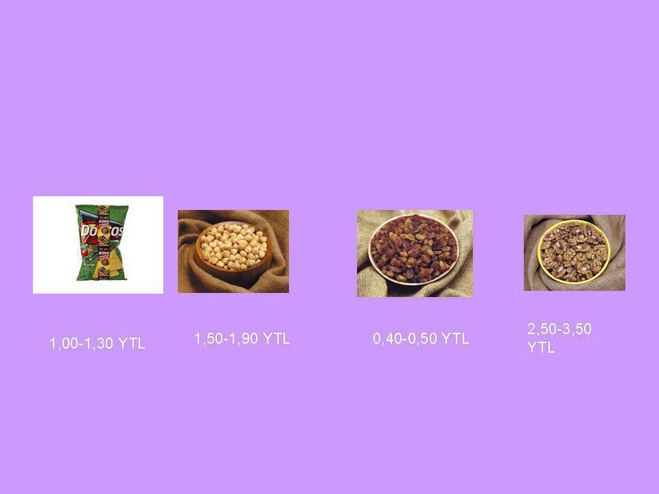 Menopozda bir günde tüketilecek besinler ve miktarları YAĞ, ŞEKER ve TUZU ve Beyaz Unu AZALTMALIYIZ Süt ve ürünleri Süt, yoğurt: 2 su bardağı Peynir: 1 kibrit kutusu büyüklüğünde Et, kuru baklagil, yumurta 2 porsiyon et –veya 1 porsiyon (16 kaşık) kuru baklagil Haftada 3 gün bir adet yumurta Tahıllar Ekmek:3-6 dilim Tahıllar:1 porsiyon Sebze-Meyve 5-7 porsiyon