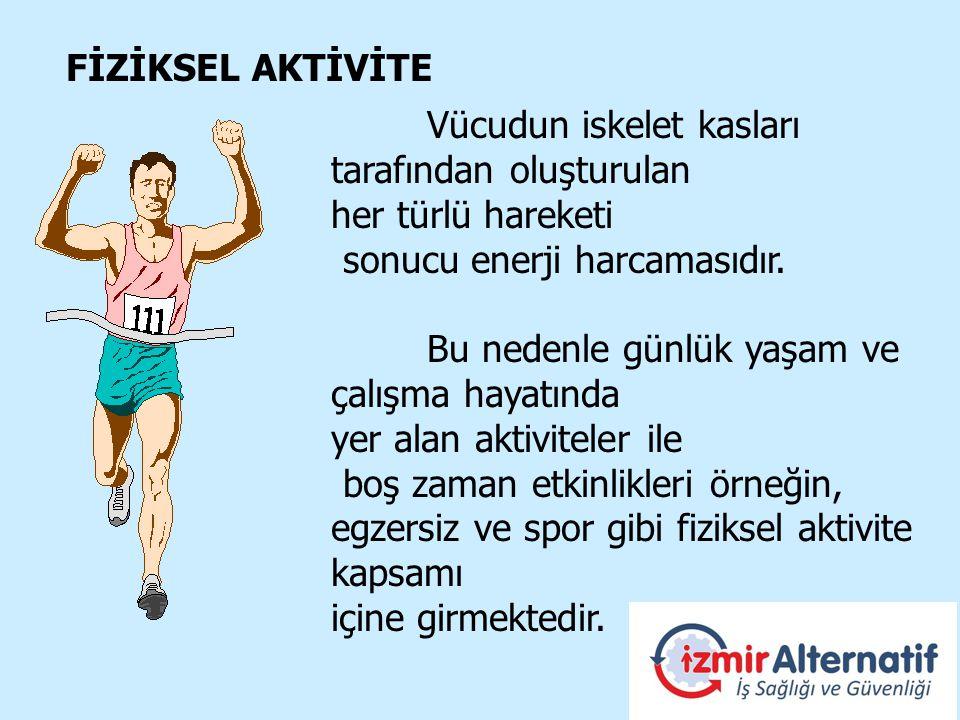 Ara sıra yapılan egzersizler aynı yararı sağlamaya yetmez ve yaralanma veya aşırı güç harcamanın getirdiği riskleri arttırır.
