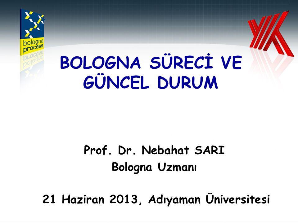 21 Haziran 2013, Adıyaman Üniversitesi Prof. Dr.
