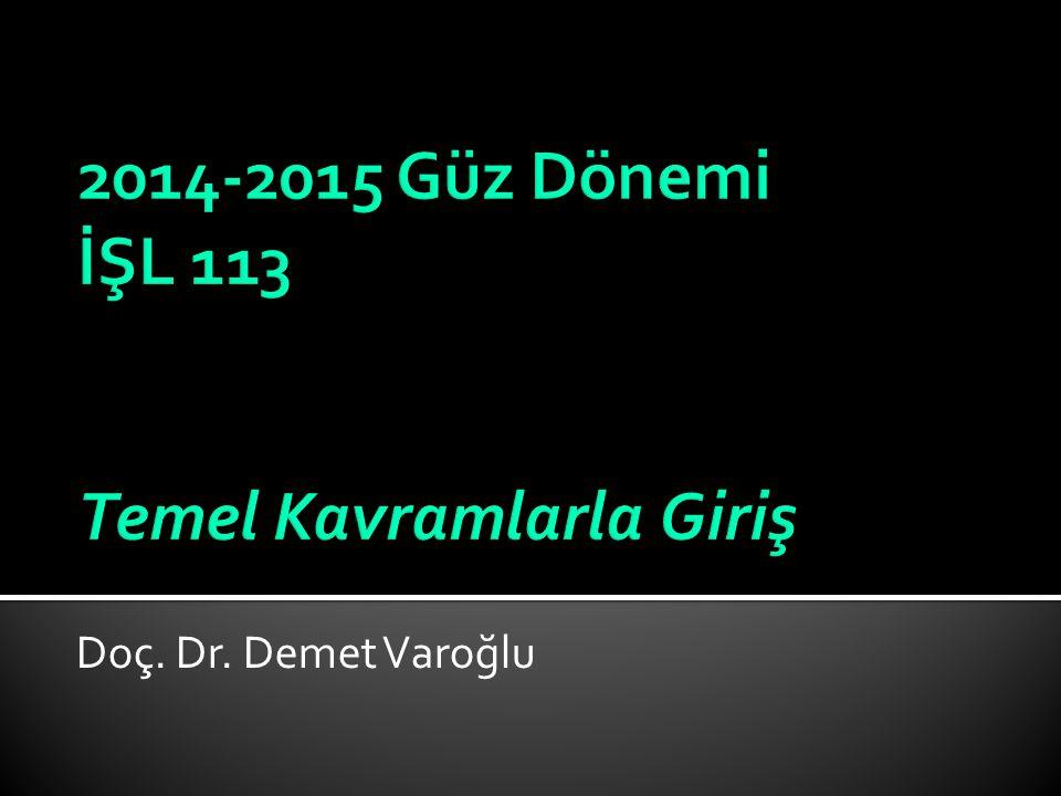 Doç. Dr. Demet Varoğlu