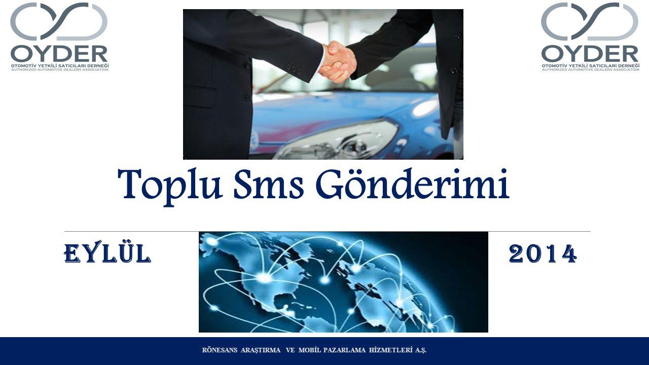 Turkcell-Avea-Vodafone Toplu Mesaj Servisleri Rönesans; Dijital pazarlama dünyasında tüm operatörlerle işbirliği içinde çalışmaktadır.