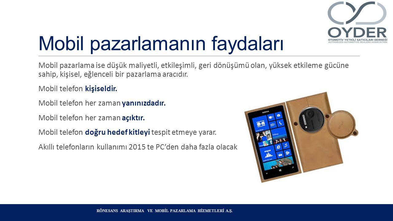 Mobil iletişimde fırsatlar Deloitte tarafından yayınlanan Global Tüketici Araştırması 2011: Mobil İletişimde Fırsatlar raporuna göre, günlük hayatın içinde kullanılan mobil cihazlar her geçen gün artıyor ve sayıları çeşitleniyor.