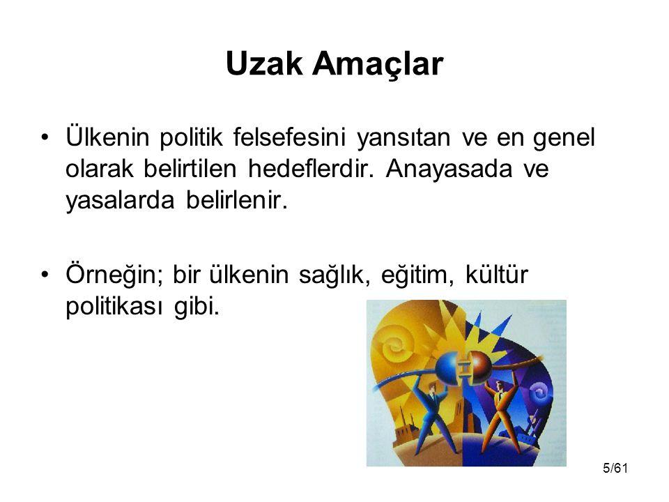 Eğitimin Siyasal İşlevi Bu bağlamda Türk Eğitim Sisteminin en önemli siyasal fonksiyonlarından bazıları: Demokrasiyi korumak ve yaşatmak amacıyla, demokratik tutum ve davranışların tüm yurttaşlarca benimsenmesini sağlamak ve bu yolla demokrasinin korunmasına ve gelişmesine katkıda bulunmaktır.