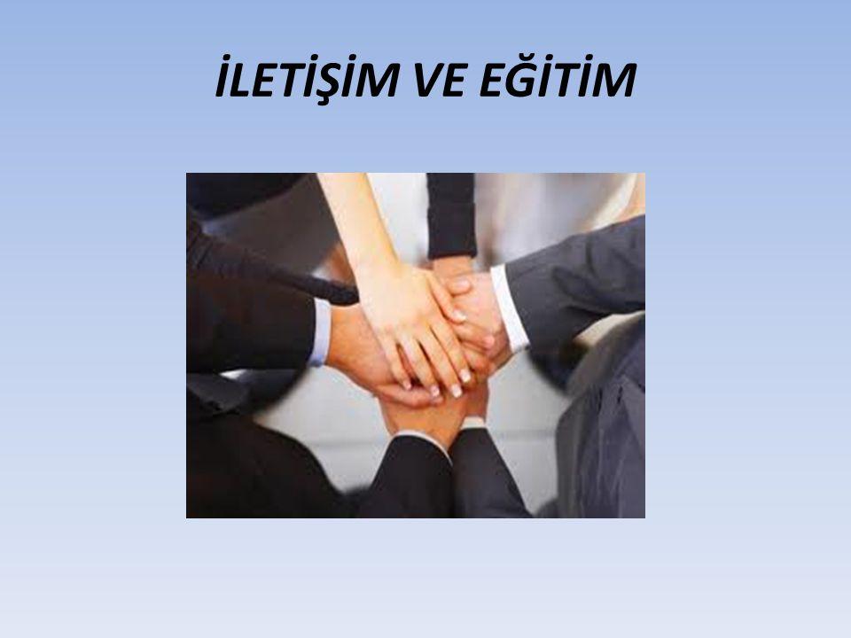Aile içi iletişim Aile içi iletişim ve ilişki ailenin üyeleri arasında nasıl bir iletişimin ve ilişkinin bulunduğunu ifade eden bir kavramdır.