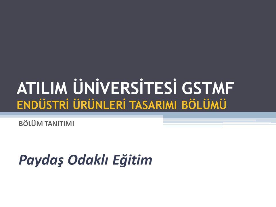 EĞİTİM Uluslararasılaşma Halen Türkiye'den ICSID üyesi olan kurum ve kuruluşlar: Türk Patent Enstitüsü, Arçelik A.Ş., Kale Şirketler Topluluğu, Vestel Elektronik A.Ş., Endüstriyel Tasarımcılar Meslek Kuruluşu, Industrial Design Fairs / Uluslararası Fuarcılık A.Ş., Teknoloji ve Tasarım Merkezi Derneği, İstanbul Teknik Üniversitesi, İzmir Ekonomi Üniversitesi, Orta Doğu Teknik Üniversitesi, Özyeğin Üniversitesi.