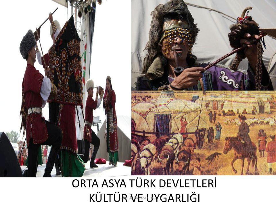 Göktürk mezarı seramik at …Egitimhane.com…