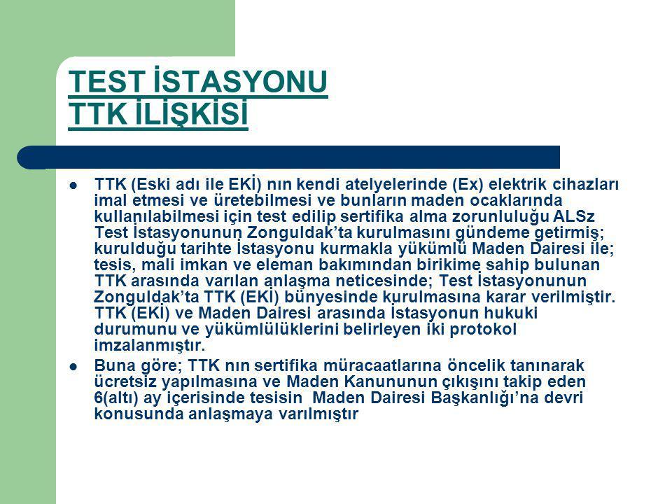PROTOKOL 1- EKİ-TKİ ve Maden Dairesi Bşk.lığı arasında imzalanan ve T.C.