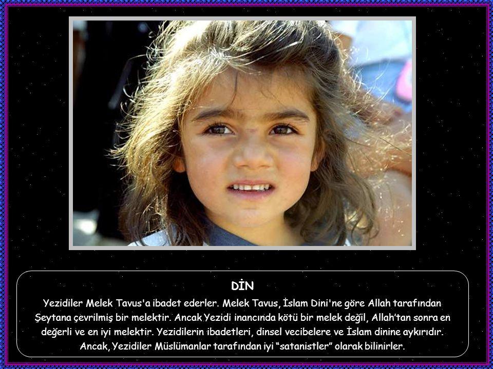 YEZİDİLİK Yezidilik Ortadoğu kökenli bir dindir. Yezidiler çoğunlukla Kürt olup, ağırlıklı olarak Irak'ın Musul kentinde yaşamaktadırlar. Suriye, Türk