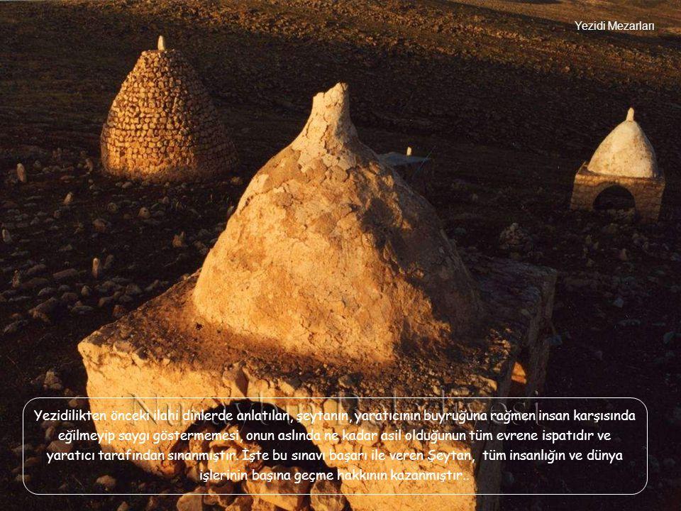 DİN Yezidiler Melek Tavus'a ibadet ederler. Melek Tavus, İslam Dini'ne göre Allah tarafından Şeytana çevrilmiş bir melektir. Ancak Yezidi inancında kö