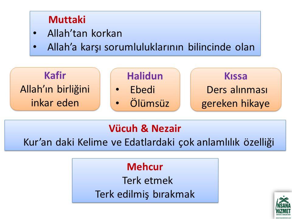 KUR'AN'I ANLAMADA KUR'AN'I ANLAMADA İZLENECEK YÖNTEMLER 1.Kur'an'dan başlamak 2.Kur'an'ı Kur'an'la anlamaya çalışmak 3.Mekki-Medeni sıralamasını, Nüzul sebeplerini bilmek 4.Rivayetleri ve görüşleri Kur'an'a arzetmek 5.Ayetleri siyak ve sibakına göre anlamak