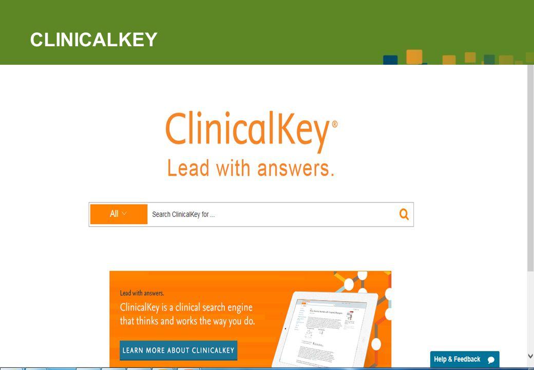 CLINICALKEY