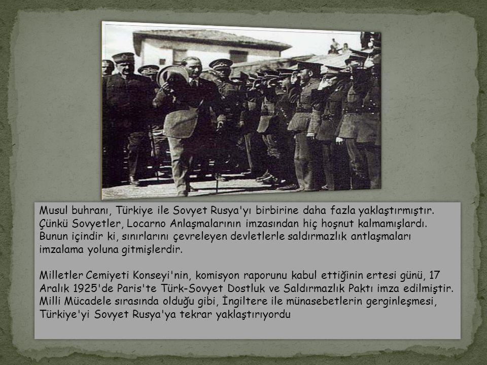 Musul Sorunu-Eren YILDIZ