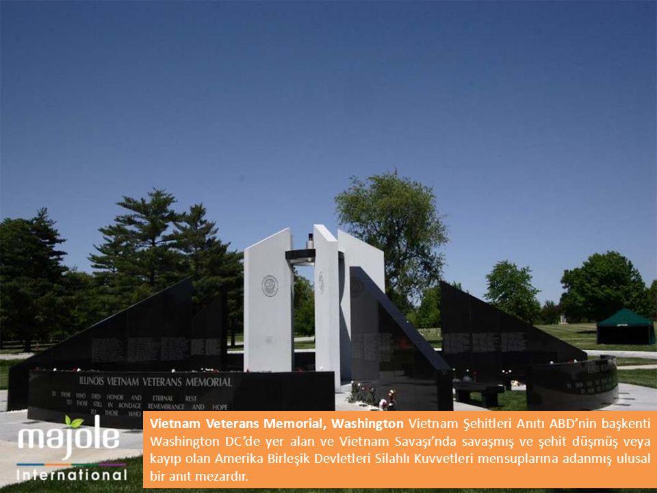 Vietnam Veterans Memorial, Washington Vietnam Şehitleri Anıtı ABD'nin başkenti Washington DC'de yer alan ve Vietnam Savaşı'nda savaşmış ve şehit düşmü