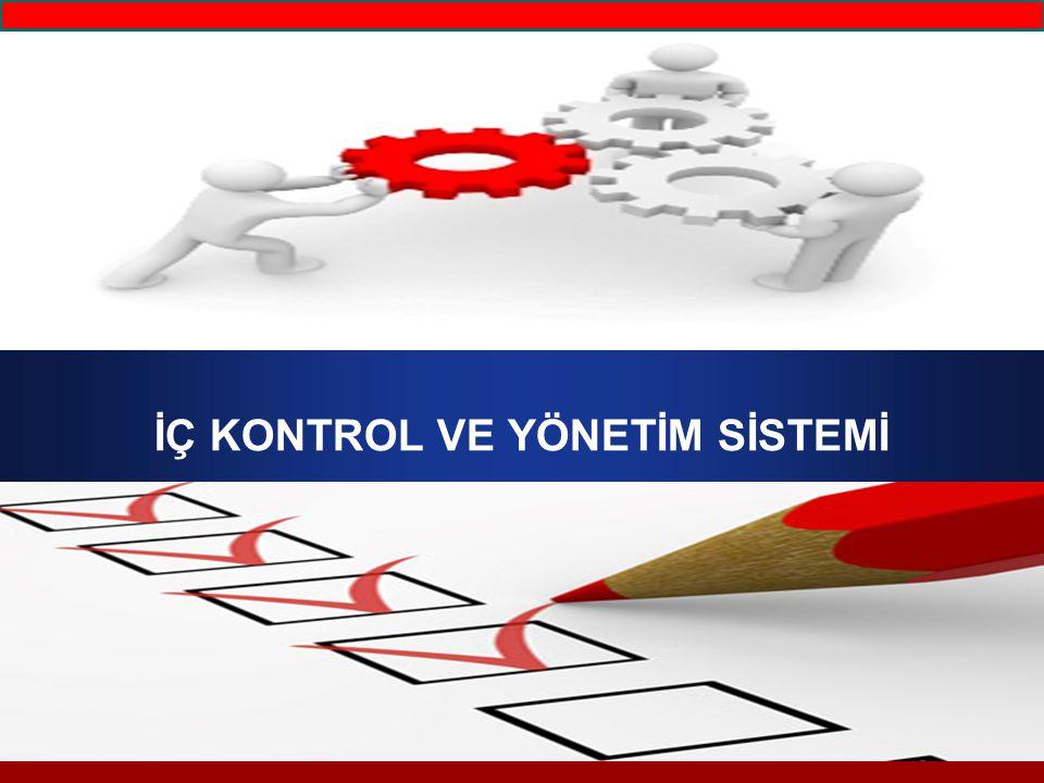 Company LOGO İÇ KONTROL VE YÖNETİM SİSTEMİ