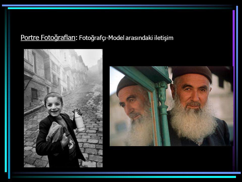 Portre Fotoğrafları: Fotoğrafçı-Model arasındaki iletişim