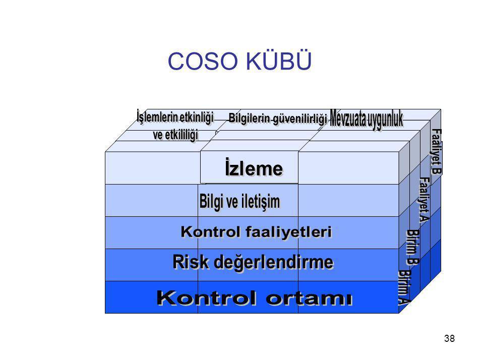 38 COSO KÜBÜ