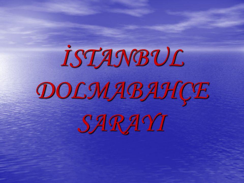 Osmanlı Kaptan-ı Derya gemilerinin demirlediği Boğaziçikoy hasbahçe ye dönüştürülmüştür.