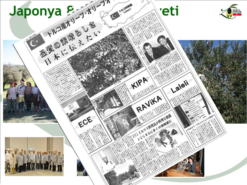 Japonya & Çin Alım Heyeti