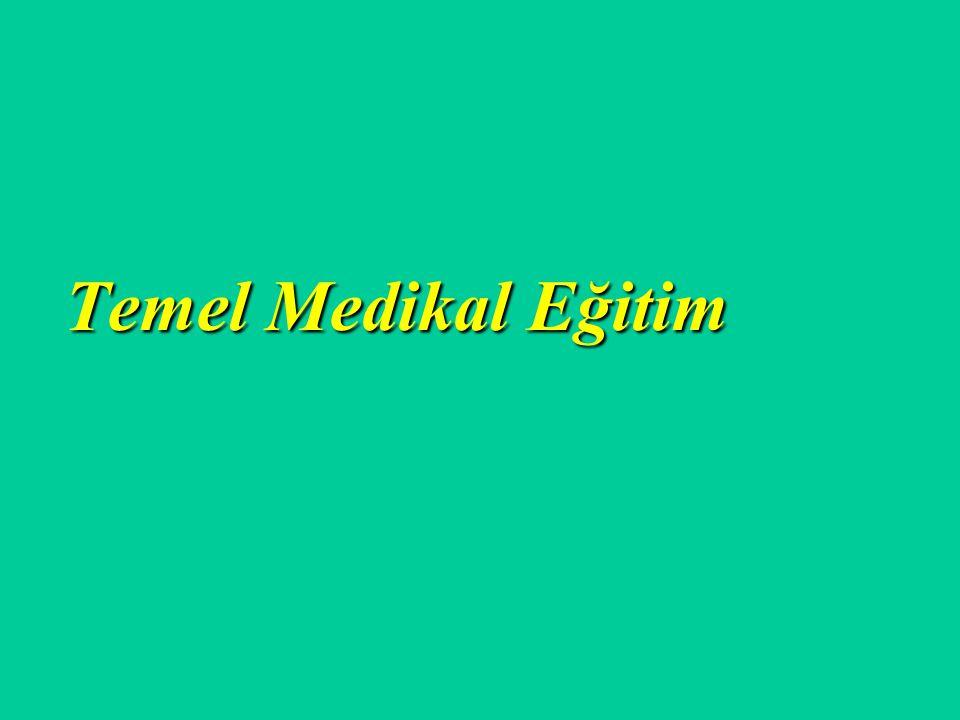 Temel Medikal Eğitim