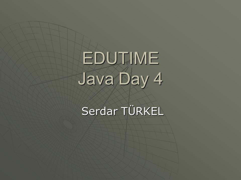İçerik  Kontrol deyimleri ve döngüler  Java'da prosedürsel kod yazımı
