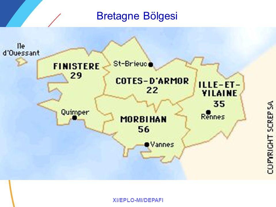 XI/EPLO-MI/DEPAFI Bretagne Bölgesi