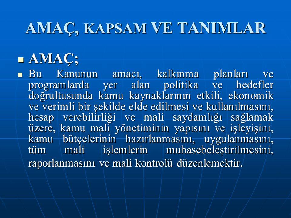 B) ÖZEL BÜTÇELİ DİĞER İDARELER B) ÖZEL BÜTÇELİ DİĞER İDARELER 1) Savunma Sanayi Müsteşarlığı 1) Savunma Sanayi Müsteşarlığı 2) Atatürk Kültür, Dil ve Tarih Yüksek Kurumu 2) Atatürk Kültür, Dil ve Tarih Yüksek Kurumu 3) Türkiye ve Orta-Doğu Amme İdaresi Enstitüsü 3) Türkiye ve Orta-Doğu Amme İdaresi Enstitüsü 4) Türkiye Bilimsel ve Teknolojik Araştırma Kurumu 4) Türkiye Bilimsel ve Teknolojik Araştırma Kurumu 5) Türkiye Bilimler Akademisi 5) Türkiye Bilimler Akademisi 6) Türkiye Adalet Akademisi 6) Türkiye Adalet Akademisi 7) Yükseköğrenim Kredi ve Yurtlar Kurumu 7) Yükseköğrenim Kredi ve Yurtlar Kurumu 8) Gençlik ve Spor Genel Müdürlüğü 8) Gençlik ve Spor Genel Müdürlüğü 9) Devlet Tiyatroları Genel Müdürlüğü 9) Devlet Tiyatroları Genel Müdürlüğü 10) Devlet Opera ve Balesi Genel Müdürlüğü 10) Devlet Opera ve Balesi Genel Müdürlüğü 11) Vakıflar Genel Müdürlüğü 11) Vakıflar Genel Müdürlüğü 12) Hudut ve Sahiller Sağlık Genel Müdürlüğü 12) Hudut ve Sahiller Sağlık Genel Müdürlüğü 13) Elektrik İşleri Etüd İdaresi Genel Müdürlüğü 13) Elektrik İşleri Etüd İdaresi Genel Müdürlüğü 14) Maden Tetkik ve Arama Genel Müdürlüğü 14) Maden Tetkik ve Arama Genel Müdürlüğü 15) Sivil Havacılık Genel Müdürlüğü 15) Sivil Havacılık Genel Müdürlüğü 16) Türk Akreditasyon Kurumu 16) Türk Akreditasyon Kurumu 17) Türk Standartları Enstitüsü 17) Türk Standartları Enstitüsü 18) Millî Prodüktivite Merkezi 18) Millî Prodüktivite Merkezi 19) Türk Patent Enstitüsü 19) Türk Patent Enstitüsü 20) Ulusal Bor Araştırma Enstitüsü 20) Ulusal Bor Araştırma Enstitüsü 21) Türkiye Atom Enerjisi Kurumu 21) Türkiye Atom Enerjisi Kurumu 22) Küçük ve Orta Ölçekli Sanayi Geliştirme ve Destekleme İdaresi Başkanlığı 22) Küçük ve Orta Ölçekli Sanayi Geliştirme ve Destekleme İdaresi Başkanlığı 23) İhracatı Geliştirme Etüt Merkezi 23) İhracatı Geliştirme Etüt Merkezi 24) Türk İşbirliği ve Kalkınma İdaresi Başkanlığı 24) Türk İşbirliği ve Kalkınma İdaresi Başkanlığı 25) Özel Çevre Koruma Kurumu Başkanlığı 25) Özel Çevre K