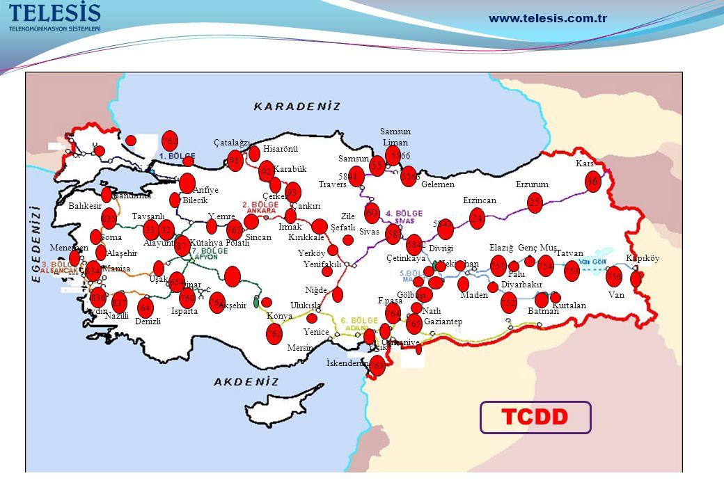 36 Kars 25 24 Erzurum Erzincan Divriği Çetinkaya 58 Sivas 60 Zile Samsun Liman 55 GelemenTravers 5843 5842 5841 5566 5563 Kapıköy 756 Van 753 Tatvan B