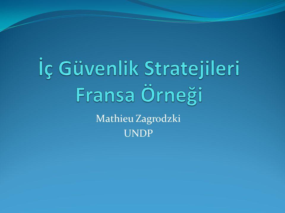 Mathieu Zagrodzki UNDP
