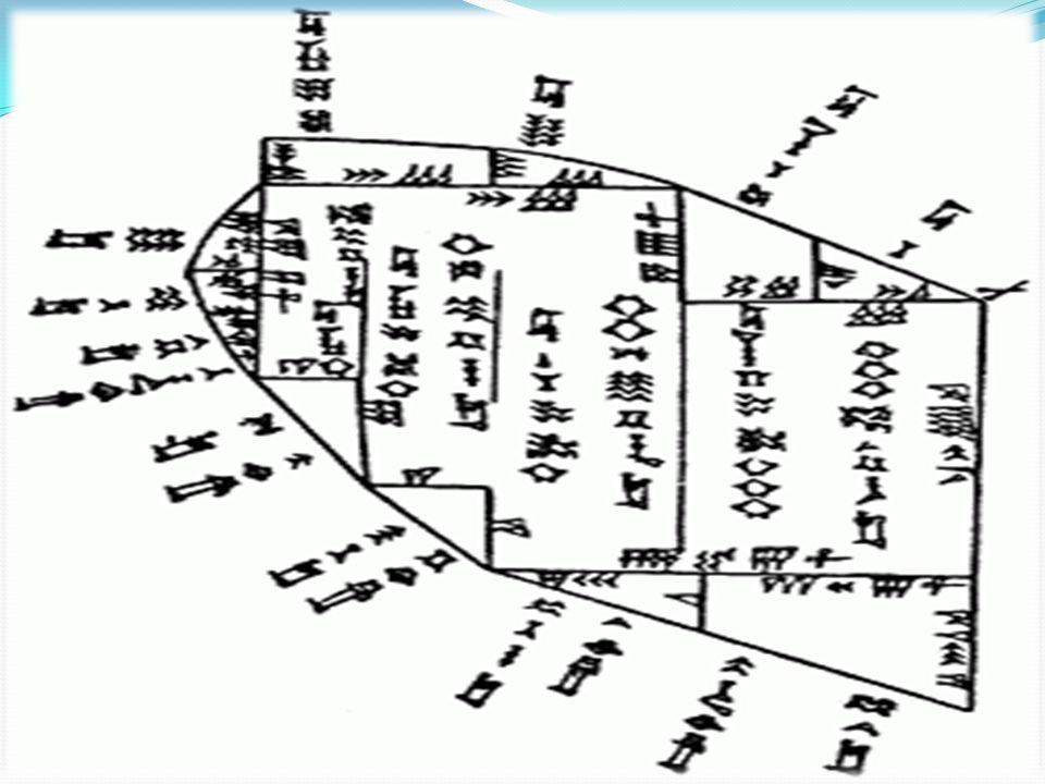 Kim bir üçgenin alanı için formül keşfetmiş.