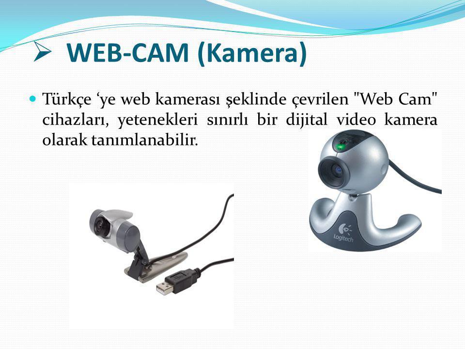  WEB-CAM (Kamera) Türkçe 'ye web kamerası şeklinde çevrilen